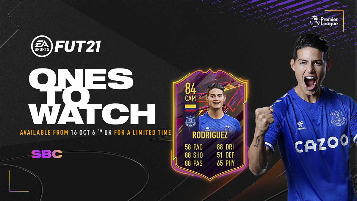 Fifa 21 Ones To Watch Promo Event Otw Players And Offers List
