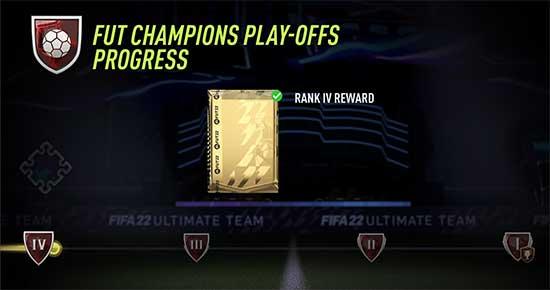 FIFA 22 FUT Champions Play-Offs