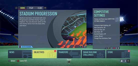 Objectives Hub