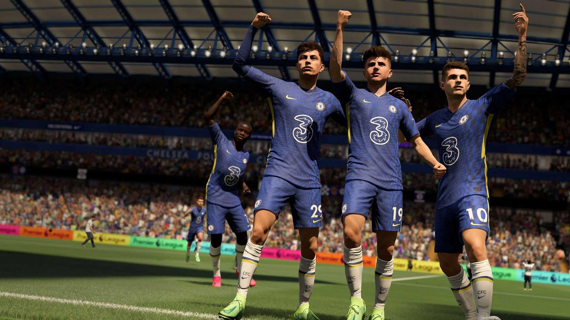 FIFA 22 Dual Entitlement Program