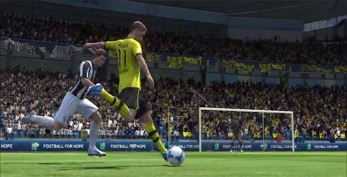 Shooting Techniques in FIFA 13