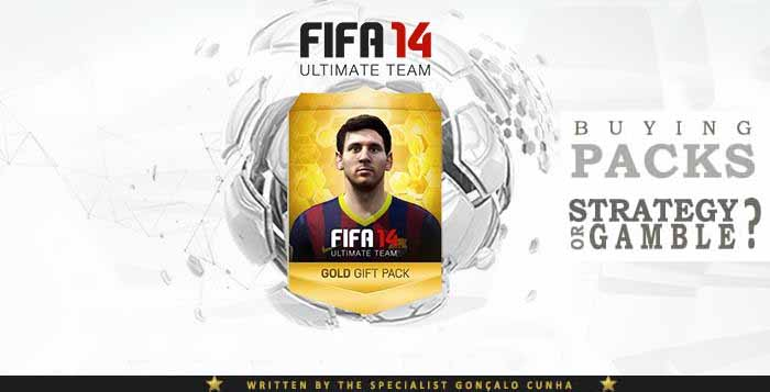 FIFA Ultimate Team Packs: Strategy or Gamble?