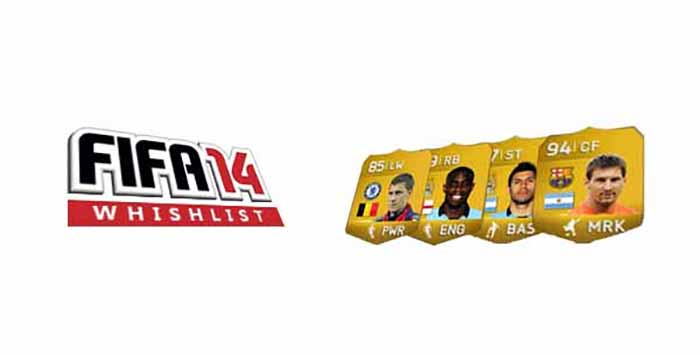 FIFA 14 WishList : New Players' Ratings Requested by the Community