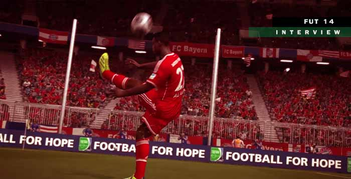 FIFA 14 Ultimate Team Producer Marcel Kuhn Shows How the Game Will Be