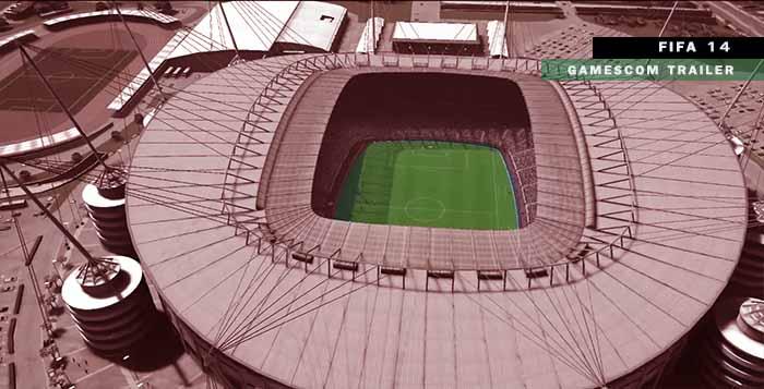 Gamescom FIFA 14 Trailer - The New Season is Coming...