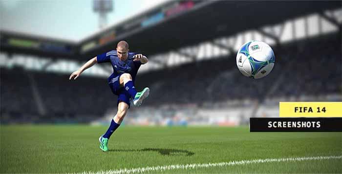 Screenshots de FIFA 14 - Todas as Imagens Oficiais num Único Local