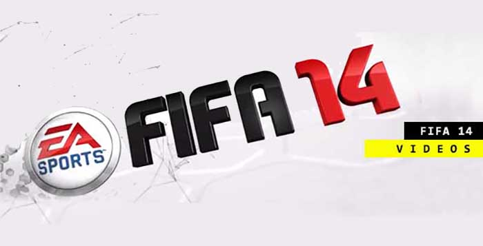 Watch all the Official FIFA 14 Videos and Trailers in a Single Place