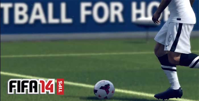 FIFA 14 Tips: Find out How to Sprint Well in FIFA 14 Matches