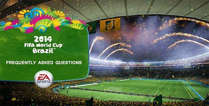 2014 FIFA World Cup Brazil - Frequently Asked Questions