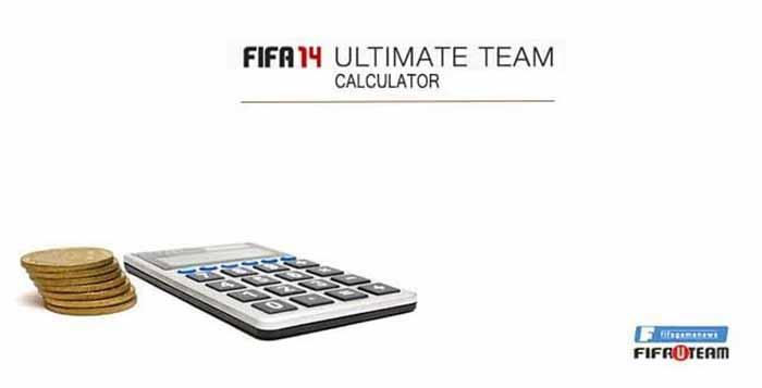 FUT 14 Calculators - Match Profits