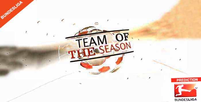 Bundesliga Team of the Season Prediction of FIFA 14 Ultimate Team