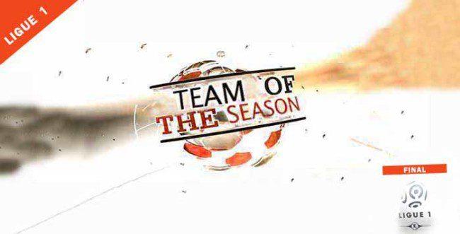 FIFA 14 Ultimate Team Ligue 1 TOTS