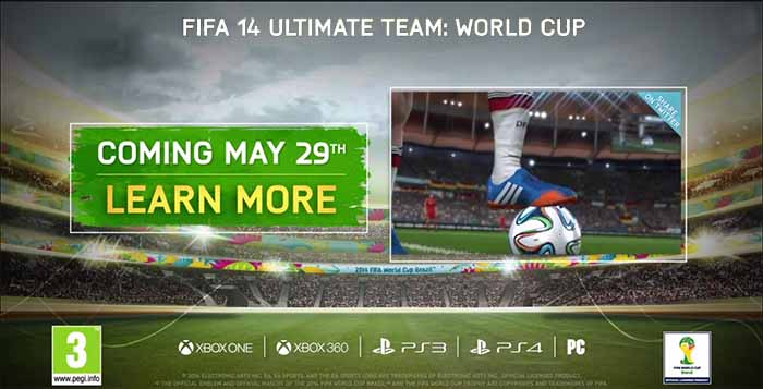 FIFA 14 Ultimate Team World Cup Guide