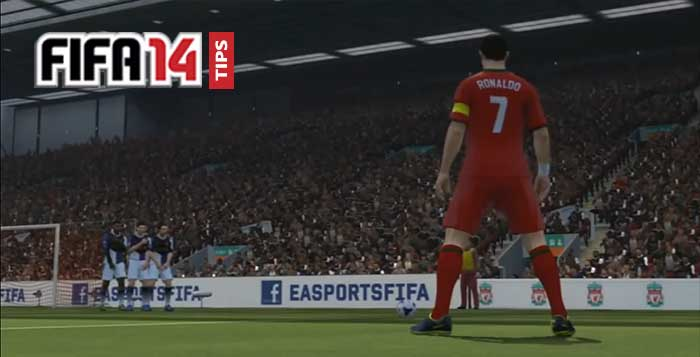 FIFA 14 Tips: Quick Free Kick Tutorial