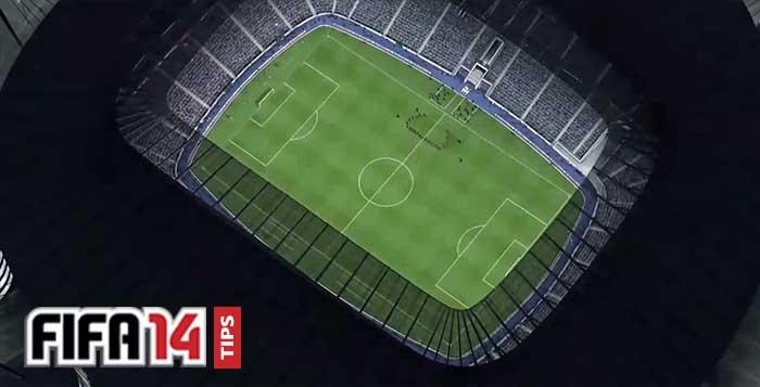 FIFA 14 Tips: Using Custom Tactics