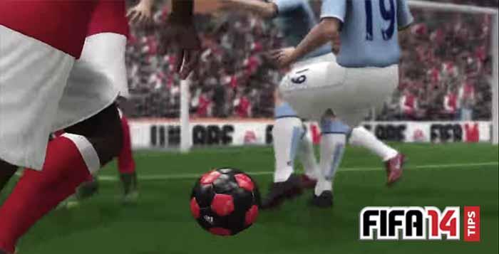 FIFA 14 Tips: Ball Possession Under Pressure