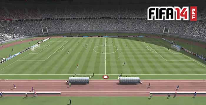 FIFA 14 Tips: Using the 4-2-3-1 Formation