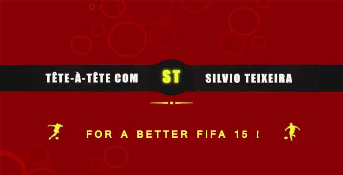 For a better FIFA 15
