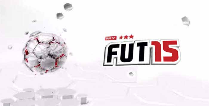 MY FUT 15 - Diary of my FIFA 15 Ultimate Team Club