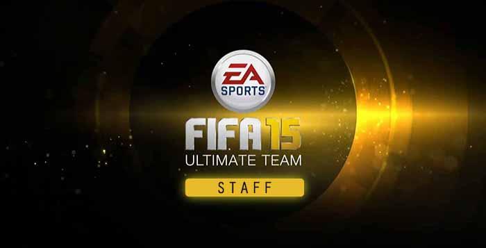 FIFA 15 Ultimate Team Staff Guide