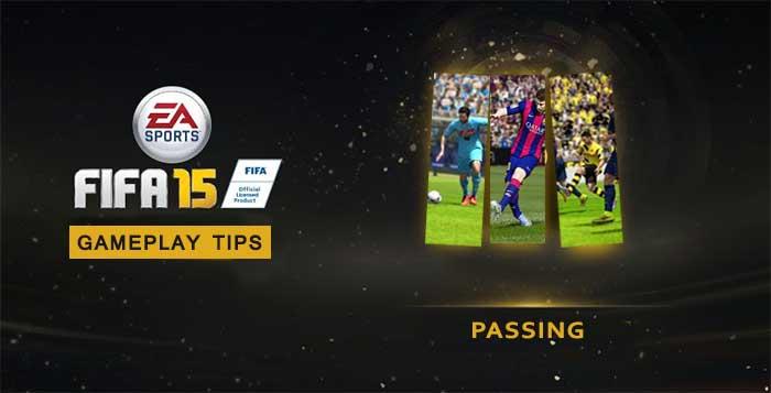 FIFA 15 Gameplay Tips: Passing Tutorial