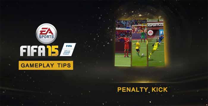 FIFA 15 Gameplay Tips: Penalty Tutorial