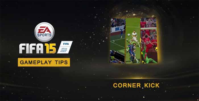 FIFA 15 Gameplay Tips: Corners Tutorial