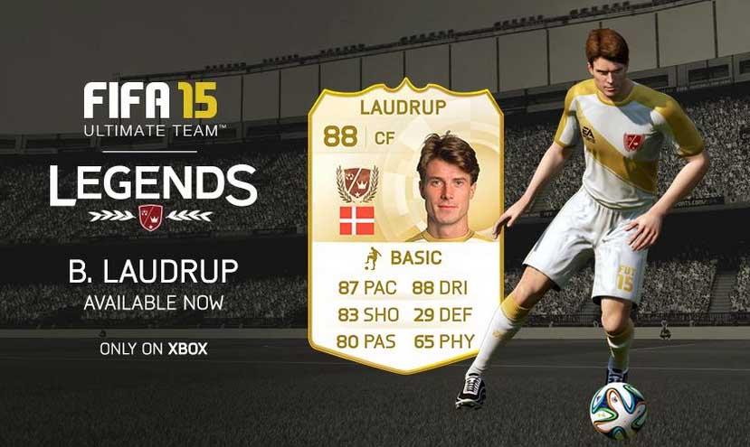 Datas de FIFA 15 Ultimate Team