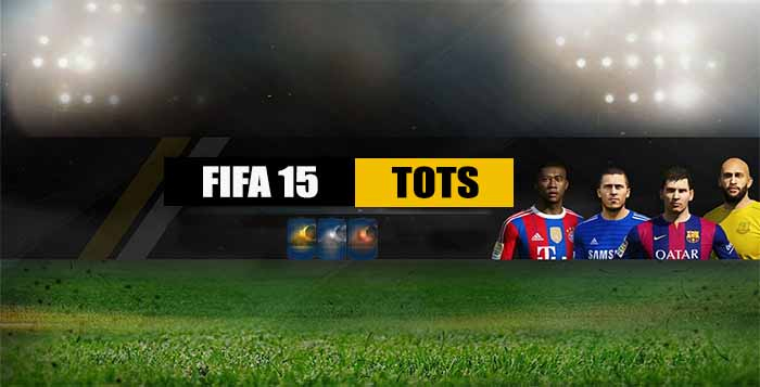When the TOTS of FUT 15 Will Be Released ?
