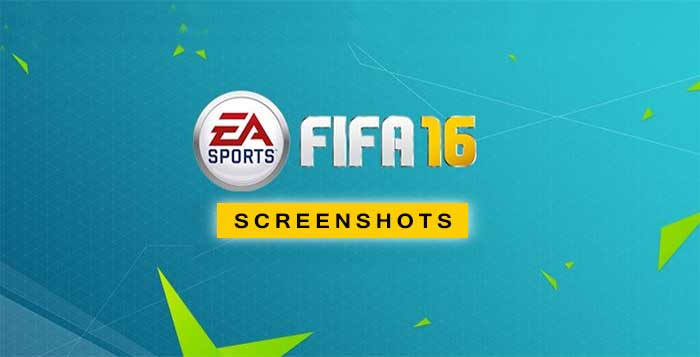 FIFA 16 Screenshots - All the Official FIFA 16 Images
