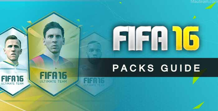 Buying Packs Guide for FIFA 16 Ultimate Team