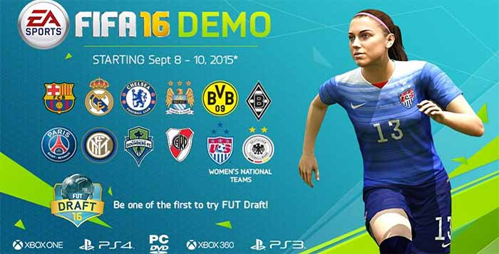 Community First Impressions of FIFA 16 Demo
