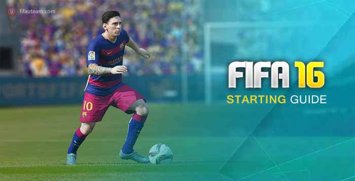 FIFA 16 Ultimate Team Starting Guide