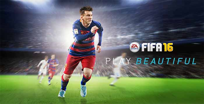 FIFA 16 and EA Sports FIFA are both out now !