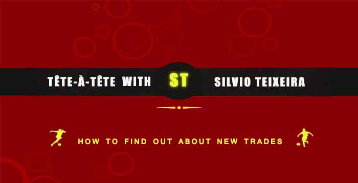 How to find out about new trades