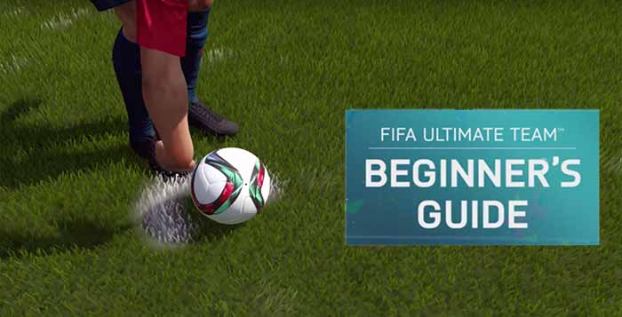 Beginner's Introduction Guide to FIFA 16 Ultimate Team
