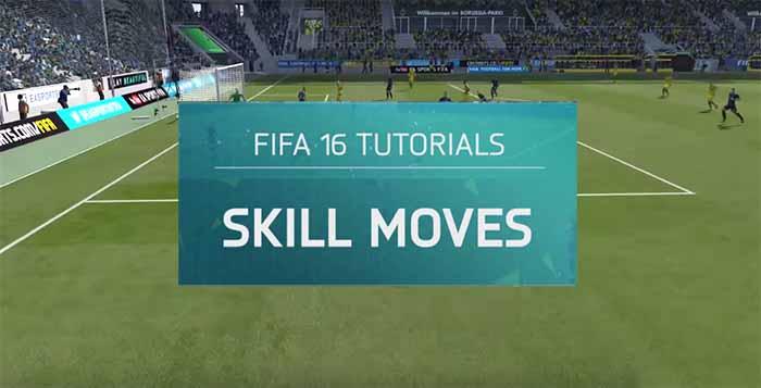 FIFA 16 Gameplay Tips: Skill Moves Tutorial