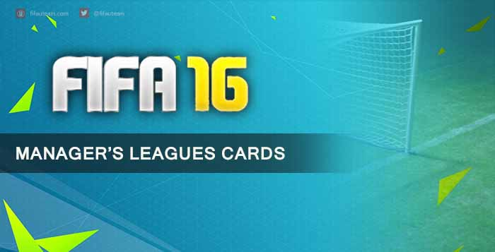 FIFA 16 Manager's League Cards Guide