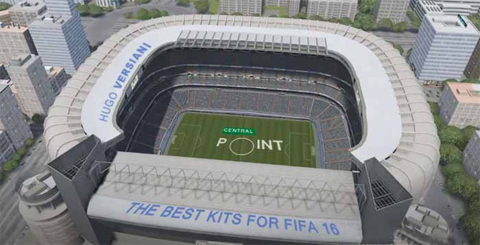 The Best Kits to Use in FIFA 16 Ultimate Team