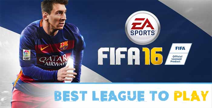 What is the Best FIFA 16 League to Play ?