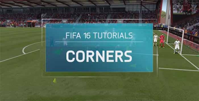 FIFA 16 Gameplay Tips: Corners
