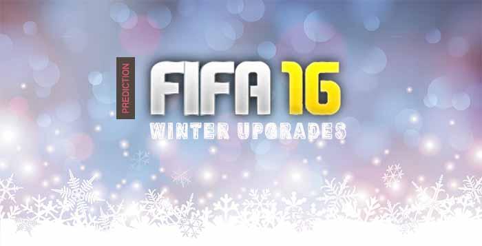 FIFA 16 Winter Upgrades Prediction - Players Shortlist