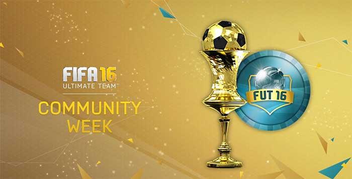 FIFA 16 Ultimate Team Community Week