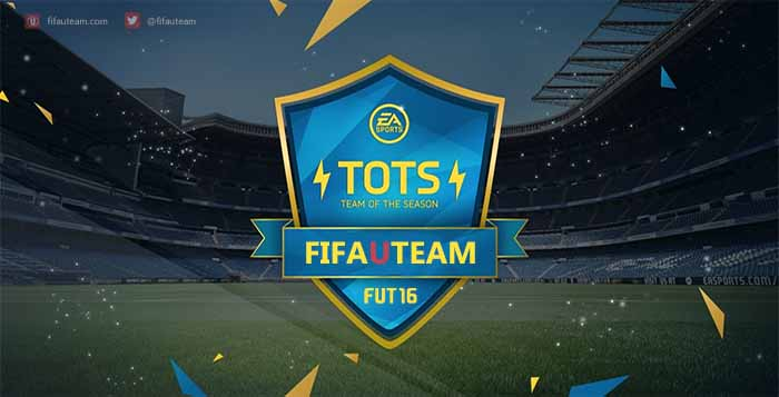 FIFA 16 FIFAUTeam's Team of the Season