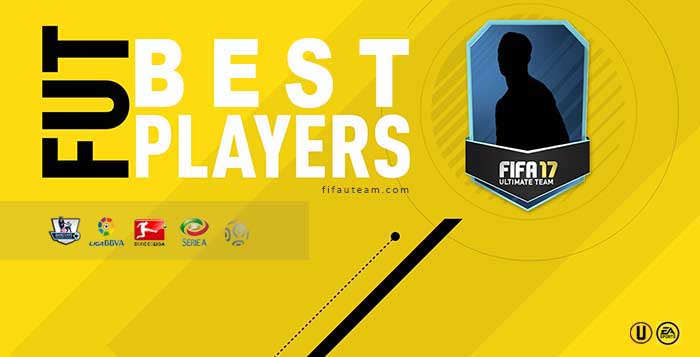 Best FUT 17 Players of most popular Leagues