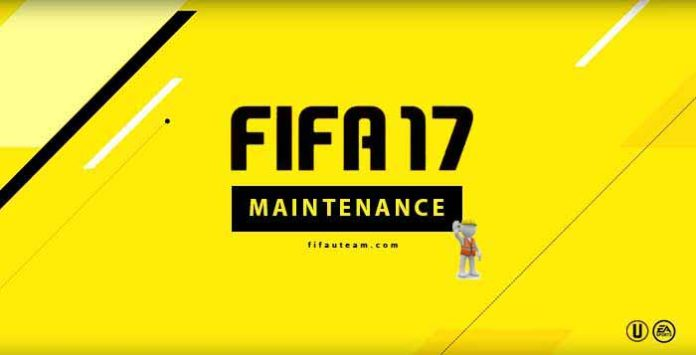 FIFA 17 Maintenance Times - Complete List