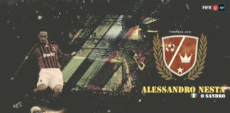 FIFA Legends: Alessandro Nesta, Sandro