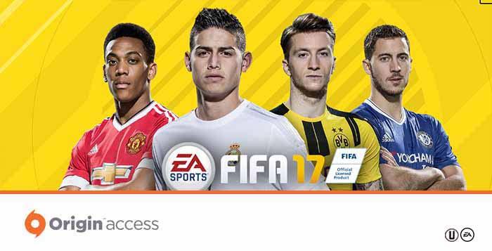 FIFA 17 Origin Access Guide for FIFA Ultimate Team
