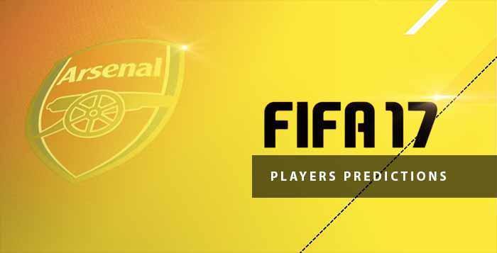 FIFA 17 Ratings: Premier League Players Predictions - Arsenal
