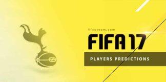 FIFA 17 Ratings: Premier League Players Predictions - Tottenham Spurs
